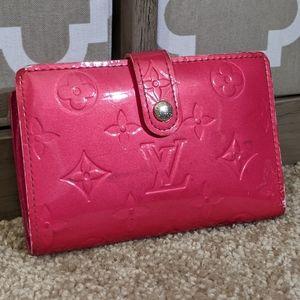 Louis Vuitton Vernis Viennois Bifold Wallet